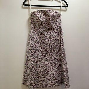 Sz 4 Gap Strapless Spring/Summer Dress